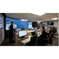 Системы безопасности в Jewel Changi (Сингапур)