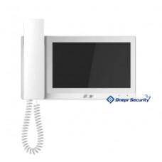 IP домофон с трубкой Dahua DHI-VTH5221EW-H