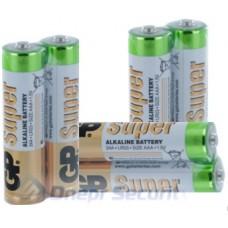 Упаковка батареек GP Super AAA минипальчиковых 40 шт.