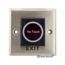 Кнопка выхода бесконтактная ISK-840B