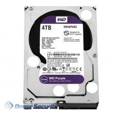 """Жёсткий диск 3.5"""" WD Purple 4TB SATA/64MB"""