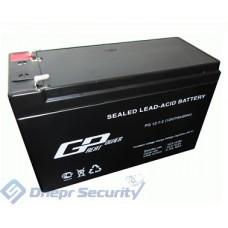 Аккумулятор Great Power 7A 12V