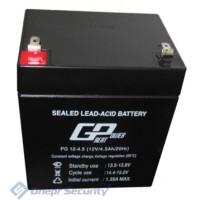 Аккумулятор Great Power 12V 4,5A