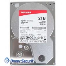 "Жёсткий диск 3.5"" TOSHIBA 2TB SATA/64MB"