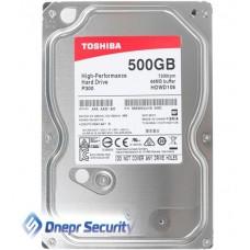 "Жёсткий диск 3.5"" TOSHIBA 500GB SATA/32MB"