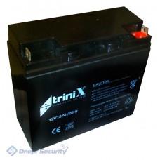Аккумулятор Trinix 12V 18A
