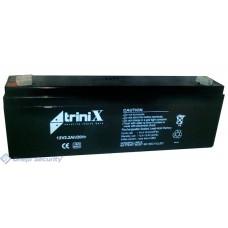Аккумулятор Trinix 12V 2.2Ah