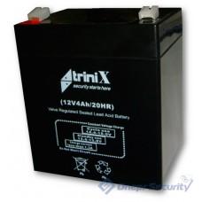 Аккумулятор Trinix 12V 4A