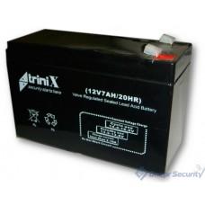 Аккумулятор Trinix 12V 7A