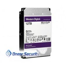 "Жесткий диск 3.5"" WD Purple 12TB SATA/256MB"