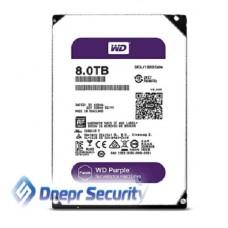 """Жёсткий диск 3.5"""" WD Purple 8TB SATA/128MB"""