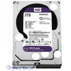 """Жёсткий диск 3.5"""" WD Purple 3TB SATA/64MB"""
