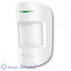 Датчик комбинированный беспроводной Ajax CombiProtect