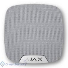 Сирена беспроводная внутренняя Ajax HomeSiren