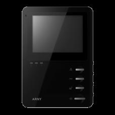 Домофон цветной Arny AVD-410 черный
