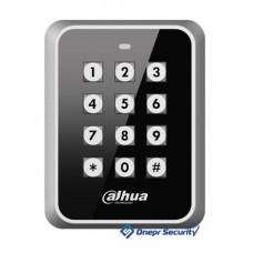 Считыватель карт с клавиатурой Dahua DH-ASR1101M