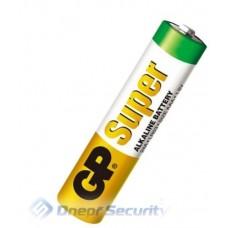 Батарейка GP Super AAA для беспроводной сигнализации