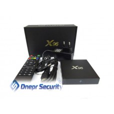 Медиаплеер на Android 6 X96 SMART TV BOX