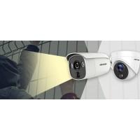 Новые возможности инфракрасных камер Hikvision Turbo HD