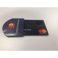 Путь биометрических платежных карт на массовый рынок