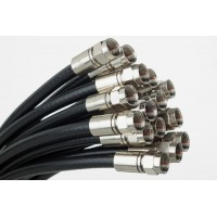 Типы кабелей для IP CCTV