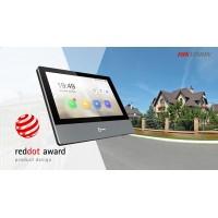 Hikvision выпустила новый IP-видеодомофон второго поколения