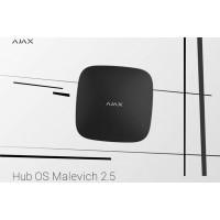 Обновление операционной системы Ajax Hub