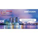 "Новинки от Hikvision, представленные на конгрессе ""ITS World Congress"""