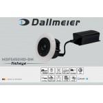 Камера Fisheye с ИИ от компании Dallmeier