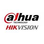 Камеры видеонаблюдения: Hikvision vs Dahua