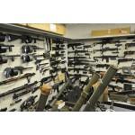 Видеонаблюдение в оружейном магазине