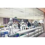 Видеонаблюдение в лабораториях