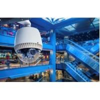 Видеонаблюдение в торговых центрах