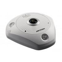 Новая серия IP-камер «рыбий глаз» от Hikvision