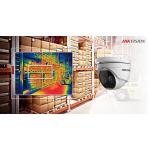 Hikvision выпустила тепловизионную камеру