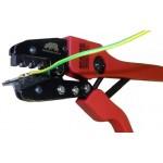 Соединение кабелей с помощью термоусадочной трубки