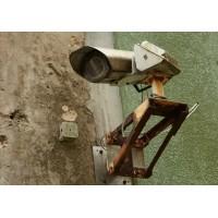 Как демонтировать видеокамеру с ржавыми болтами?