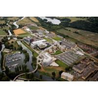 Видеосистема Castel в университетском городке Нортгемптона