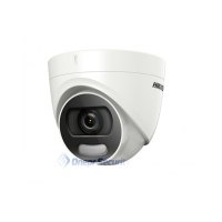 Камера Turbo HD ColorVu Hikvision DS-2CE72DFT-F