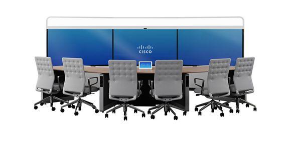 Система телеприсутствия Cisco Telepresence IX5000 Series