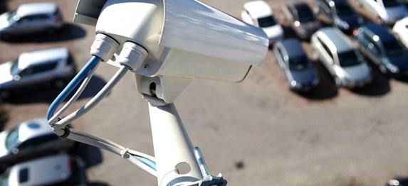 Видеонаблюдение на парковках