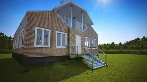 Безопасность небольшого дома с оборудованием Pyronix
