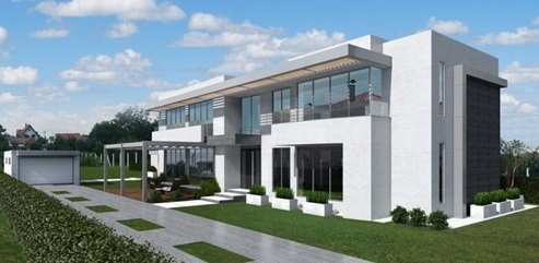 Безопасность крупного дома с оборудованием Pyronix