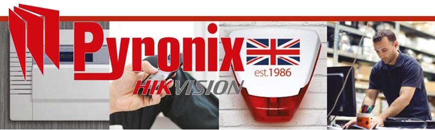 Системы сигнализации Pyronix