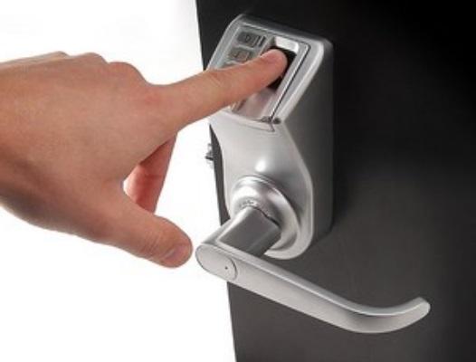 Биометрический доступ в помещение